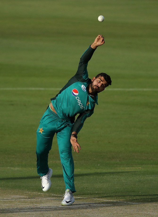 Ramiz Raja unimpressed with Shadab Khan's performance in the 5th ODI against South Africa Pakistan cricket