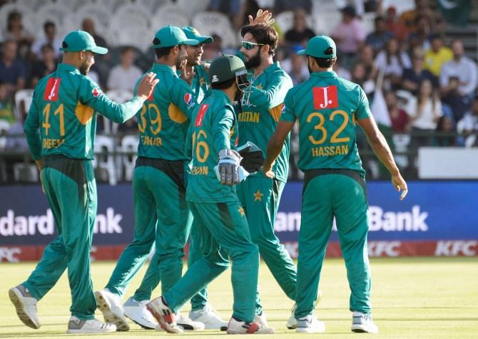 Ramiz Raja Babar Azam and Shaheen Shah Afridi were the star players of the tour of South Africa Pakistan cricket
