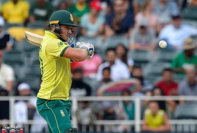 David Miller 65 not out South Africa Pakistan 2nd T20 Johannesburg cricket