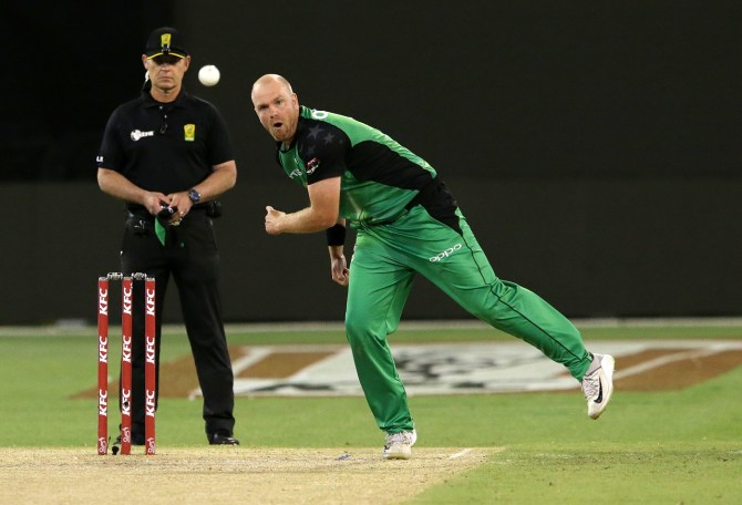 Michael Beer retire Big Bash League BBL Melbourne Stars cricket