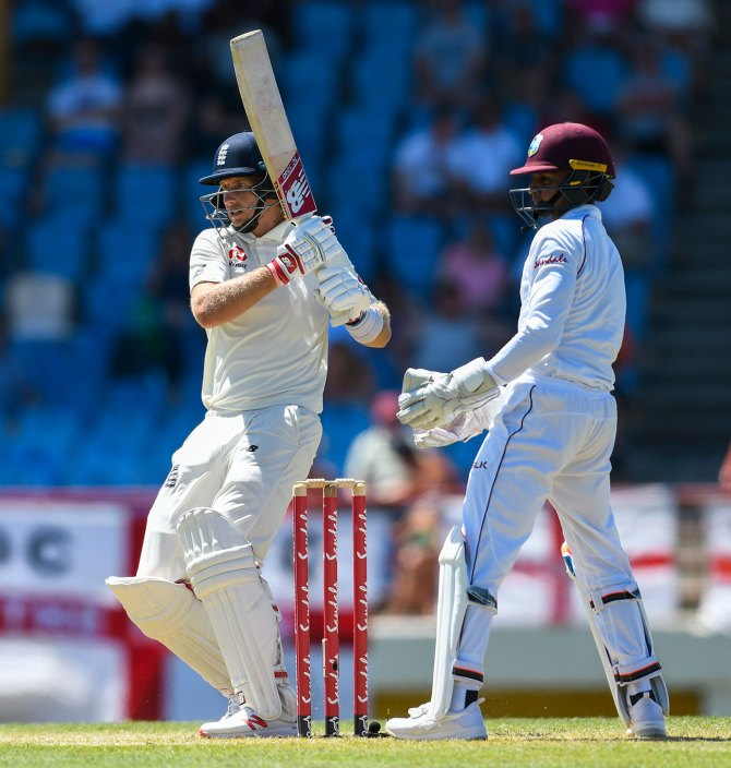 Joe Root 111 not out West Indies England 3rd Test Day 3 St Lucia cricket