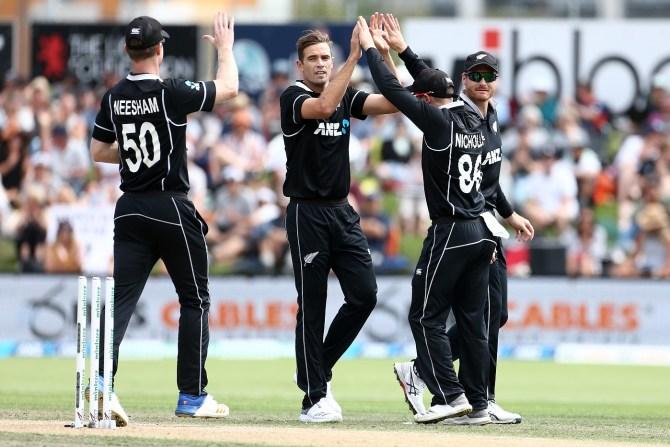 Tim Southee six wickets New Zealand Bangladesh 3rd ODI Dunedin cricket