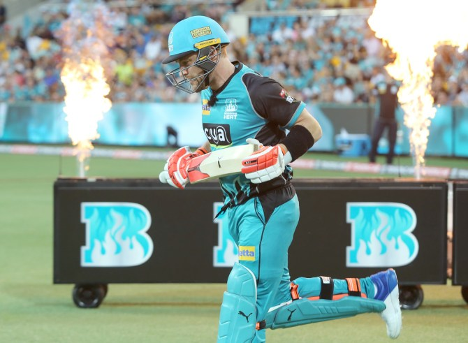 Brendon McCullum to retire from Big Bash League BBL after 2018/19 season Brisbane Heat cricket