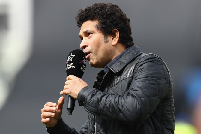 Sachin Tendulkar India favourites to win the 2019 World Cup cricket
