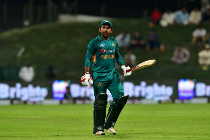 Sarfraz Ahmed could be rested for ODI series against Australia Inzamam-ul-Haq Pakistan cricket