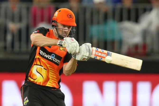 Shaun Marsh joins Melbourne Renegades on three-year deal Big Bash League BBL cricket