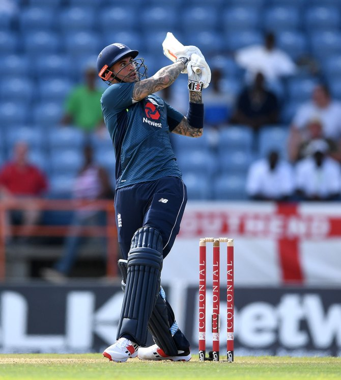 Alex Hales feels England are favourites to win the 2019 World Cup cricket