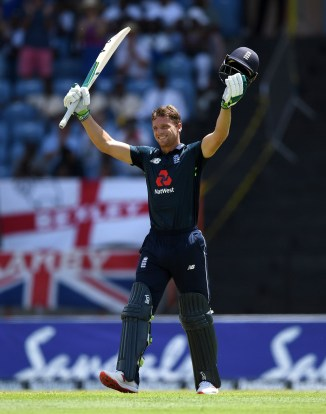 Jos Buttler 150 West Indies England 4th ODI Grenada cricket