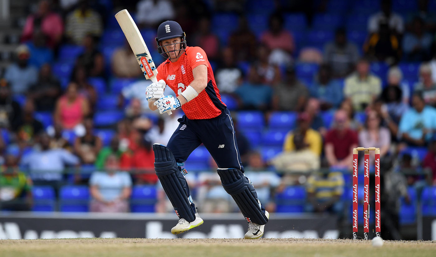 Morgan extremely proud after England embarrass Windies