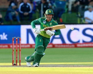 Quinton de Kock 51 South Africa Sri Lanka 4th ODI Port Elizabeth cricket