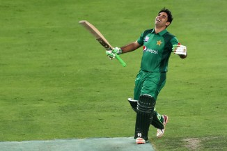 Abid Ali dedicates century on ODI debut to daughter and family Pakistan Australia 4th ODI Dubai cricket