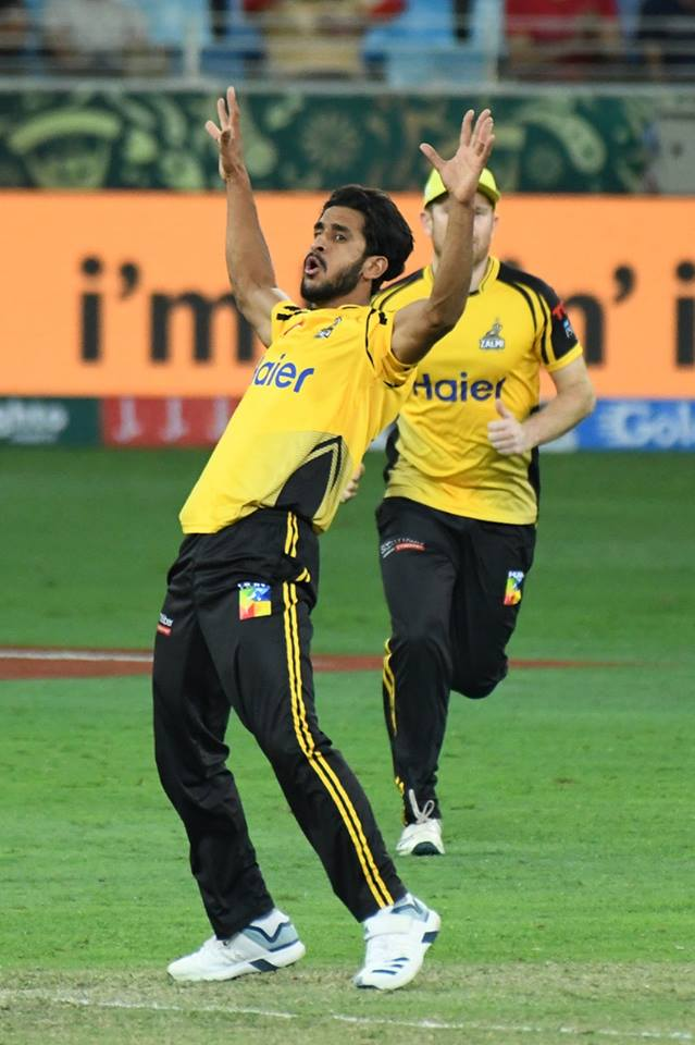 Hasan Ali feeling in good form and ready for the 2019 World Cup Pakistan Super League PSL Peshawar Zalmi Pakistan cricket