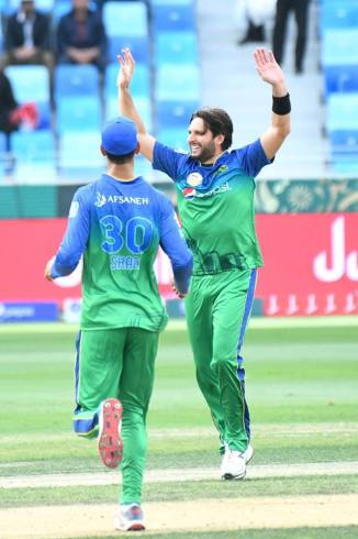 Shahid Afridi thanks international players playing in Pakistan leg of the Pakistan Super League PSL for helping boost the country's chances of hosting more international cricket