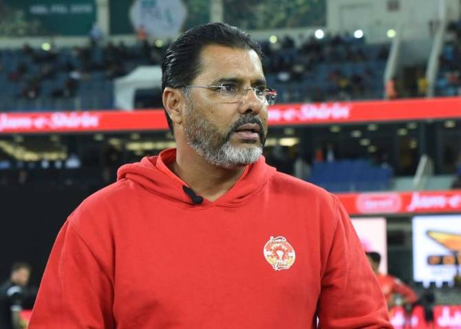 Waqar Younis admits Mohammad Hasnain reminds him of himself Pakistan Super League PSL Islamabad United Quetta Gladiators Pakistan cricket