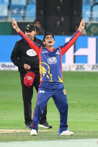 Umer Khan reveals dismissing AB de Villiers was best wicket for him in the Pakistan Super League PSL Karachi Kings Pakistan cricket