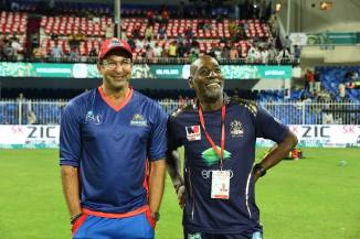 Sir Viv Richards believes that Pakistan will host more international matches in the future cricket