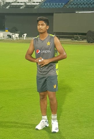 Mohammad Hasnain hoping to have long and successful career after making international debut Pakistan Australia ODI series cricket