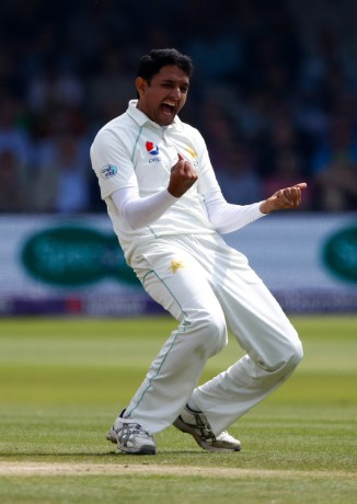 Mohammad Abbas was one of the players Rashid Latif included in his team for the second Test against Australia Pakistan cricket