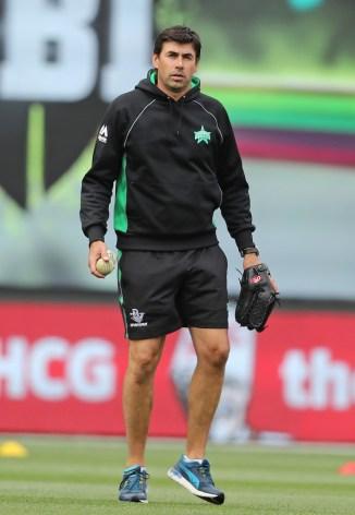 Stephen Fleming steps down as head coach of Melbourne Stars Big Bash League BBL cricket