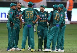Moin Khan believes that if Pakistan play like they did in the Champions Trophy final in 2017, they can end their winless streak against India at the World Cup cricket