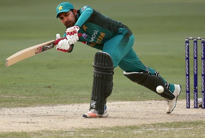 Sarfraz Ahmed Babar Azam is Pakistan's key batsman and also his favourite player cricket