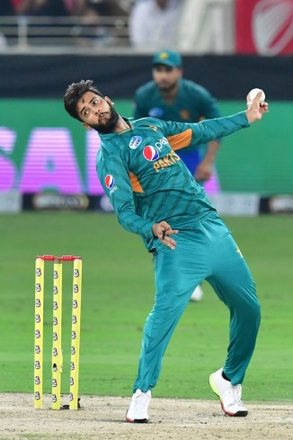Saeed Ajmal glad Imad Wasim was included in Pakistan's World Cup squad cricket