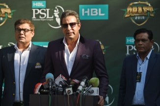 Wasim Akram not angry with national selectors for experimenting during recent ODI series against Australia Pakistan cricket