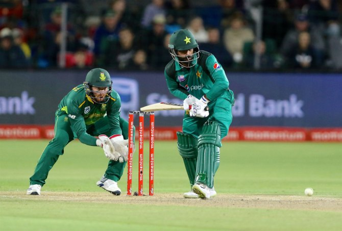 Mohammad Hafeez sees himself as an opener and wants to play as one Pakistan World Cup cricket