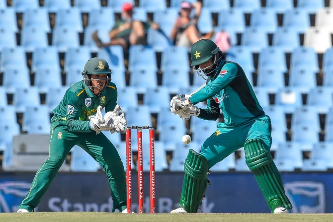 Mohammad Hafeez delighted to be part of Pakistan's World Cup squad