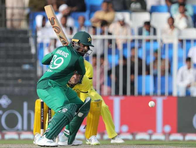 Haris Sohail is not concerned about the lack of big hitters in Pakistan's World Cup squad cricket