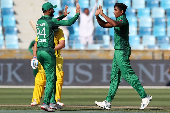 Mohammad Hasnain reveals his big dream is to become the number one bowler in the world Pakistan cricket