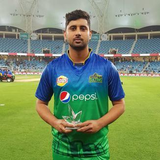Ali Shafiq talks about his Pakistan Super League debut against Islamabad United PSL Multan Sultans Pakistan cricket