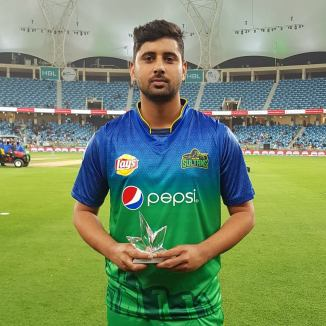 Ali Shafiq talks about his Pakistan Super League debut against Islamabad United PSL Multan Sultans Pakistan cricket