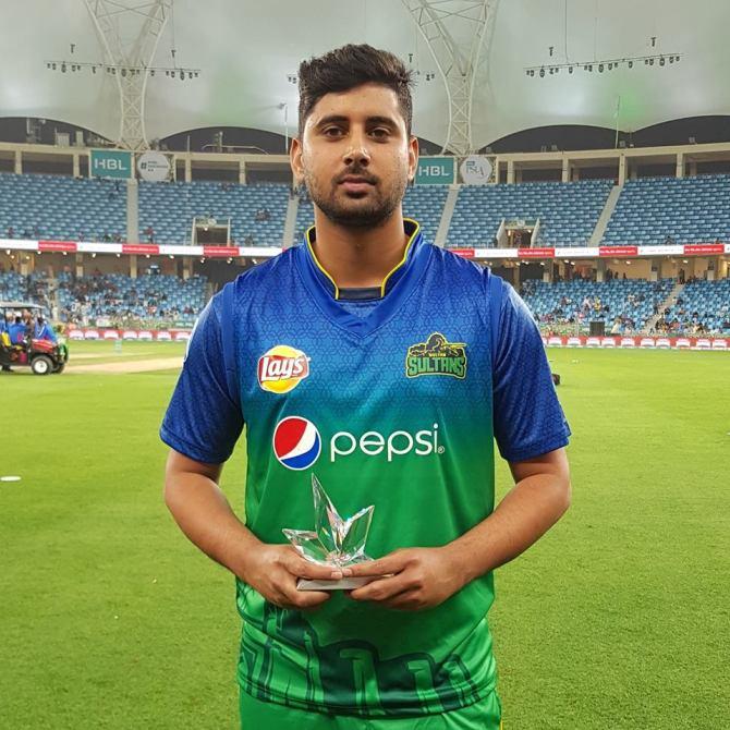 Ali Shafiq firmly believes he can represent Pakistan in the future Pakistan Super League PSL Multan Sultans cricket