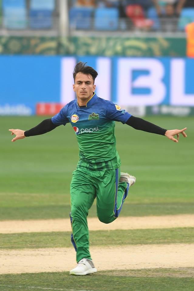 Mohammad Ilyas aiming to play Test cricket for Pakistan in two to three years after outstanding performance for Multan Sultans in this year's Pakistan Super League PSL Pakistan cricket