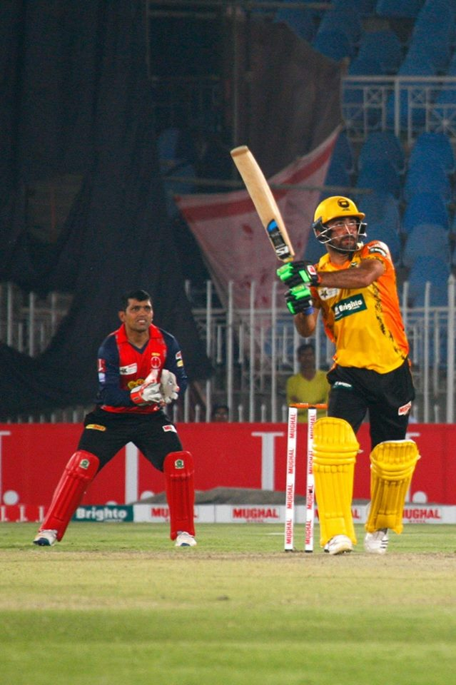 Khushdil Shah confident he can fill the finisher role in the Pakistan team Khyber Pakhtunkhwa Pakistan Cup cricket