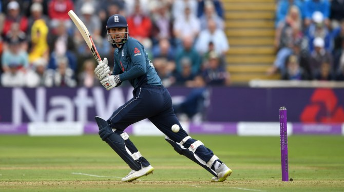 Alex Hales removed from England's preliminary World Cup squad after testing positive for a recreational drug cricket