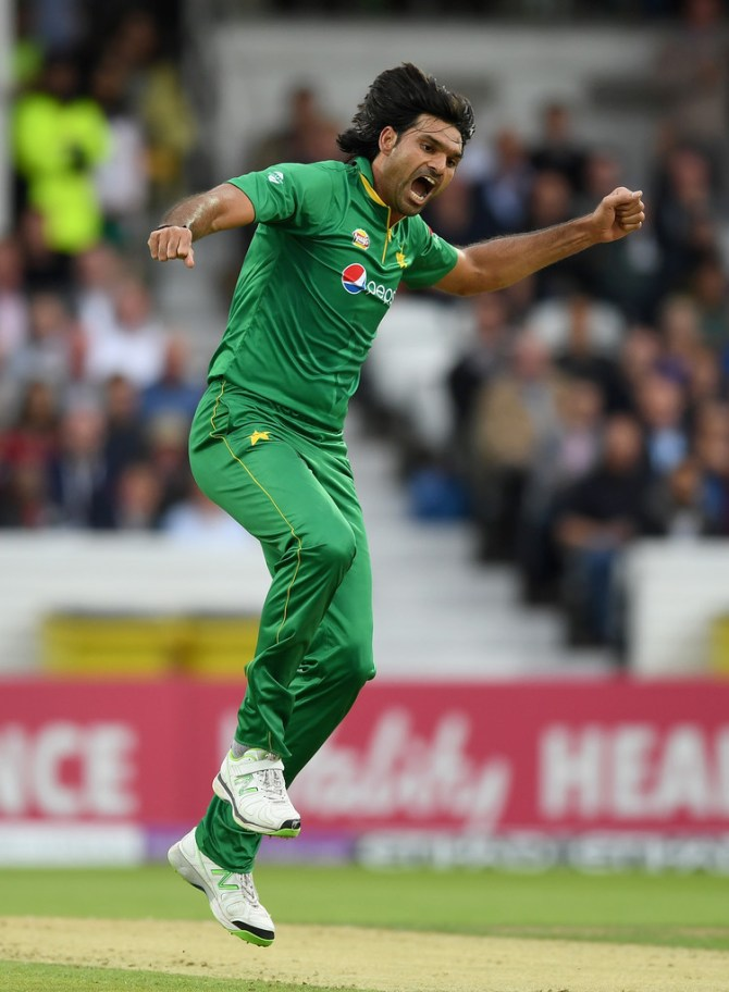 Mohammad Irfan praises national selectors for giving youngsters a chance to shine in the ODI series against Australia Pakistan cricket