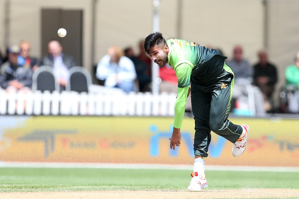 Mohammad Amir dropped from Pakistan's World Cup squad
