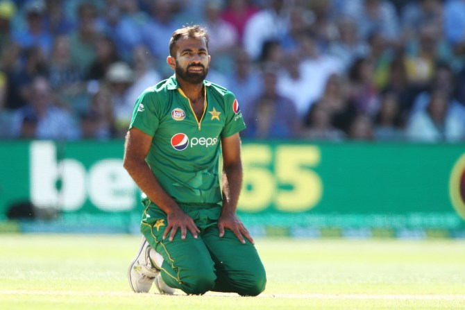 Wahab Riaz disappointed and hurt to not be picked for the World Cup Pakistan cricket