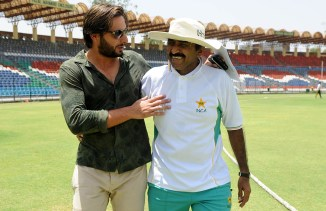 Javed Miandad has lashed out at Shahid Afridi again over what he wrote in his autobiography, Game Changer, Pakistan cricket