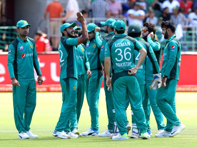 Iqbal Qasim backing Hasan Ali to spearhead Pakistan's pace attack at the World Cup cricket