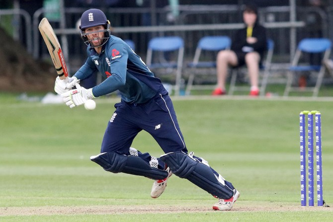 Ben Foakes 61 not out England Ireland Only ODI Dublin cricket
