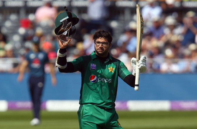 Imam-ul-Haq determined to maintain good form at the World Cup Pakistan cricket