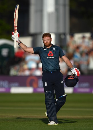 Jonny Bairstow 128 England Pakistan 3rd ODI Bristol cricket