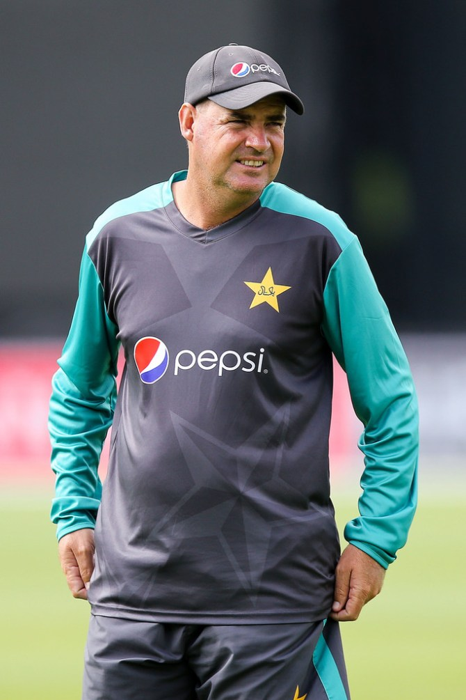 Mickey Arthur believes Shaheen Shah Afridi and Mohammad Hasnain have very bright futures Pakistan cricket