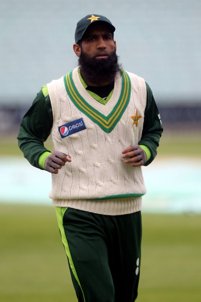 Mohammad Yousuf admitted that Babar Azam has proved him wrong Pakistan cricket