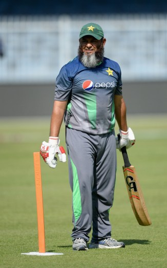 Mushtaq Ahmed said Faisal Akram is hugely promising