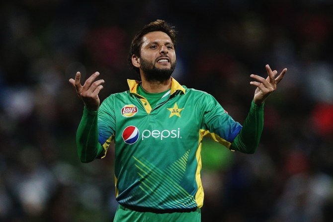 Shahid Afridi angry at Junaid Khan for the way he reacted after being dropped from the World Cup squad Pakistan cricket