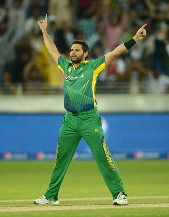 Shahid Afridi reveals why Pakistan have no excuse not to win the World Cup cricket